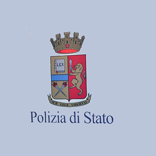 Stemma della polizia di stato