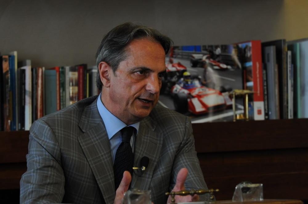 Roberto Cenni sindaco di Prato