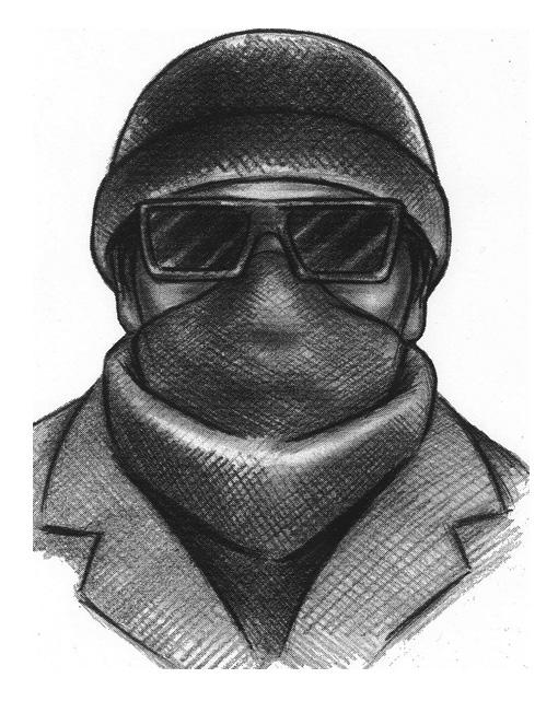 rapinatore disegnato