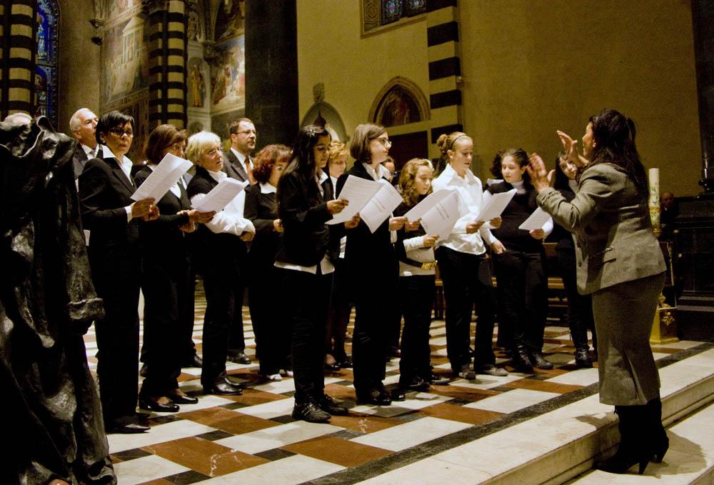Il coro di San Paolo