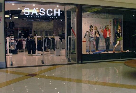 Un negozio Sasch