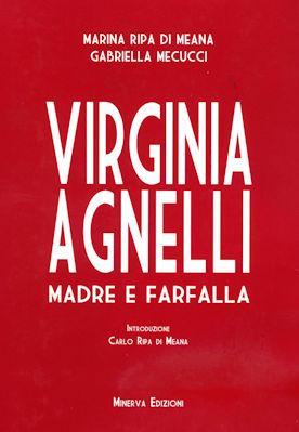 Virginia Agnelli madre e farfalla