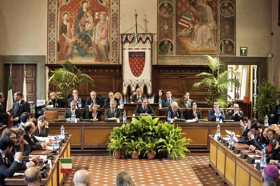 Consiglio comunale 2011