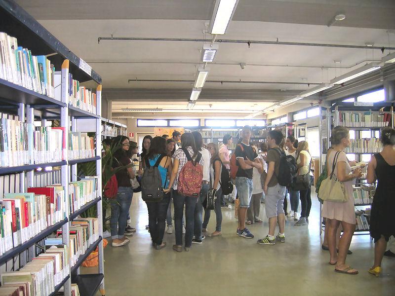 Biblioteca multimediale gk