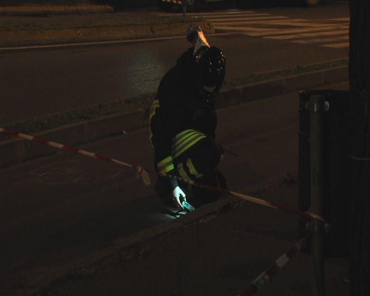 Fuga di gas notte insonne per alcuni residenti in via de gasperi tv prato - Tubo gas interrato ...