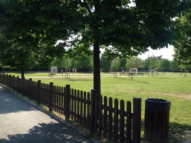 Excellent nuovi giochi porte da calcetto e recinzioni per - Recinti per giardini ...