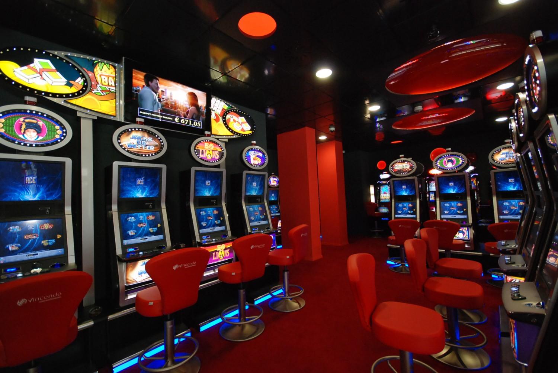 Installare slot machine