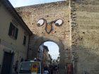 Clet_porta Santa Trinità