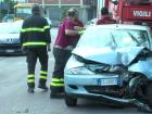 incidente via Montalese 1
