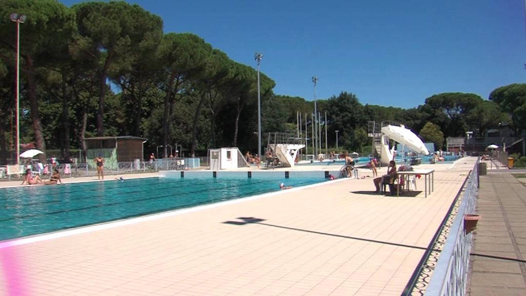 Nuova piscina riabilitativa in via roma nasce un polo for Piscina roma