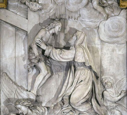 Quando il crocifisso abbracciò Caterina, la Santa di Prato. Al via il Triduo di preghiera nel monastero di San Vincenzo