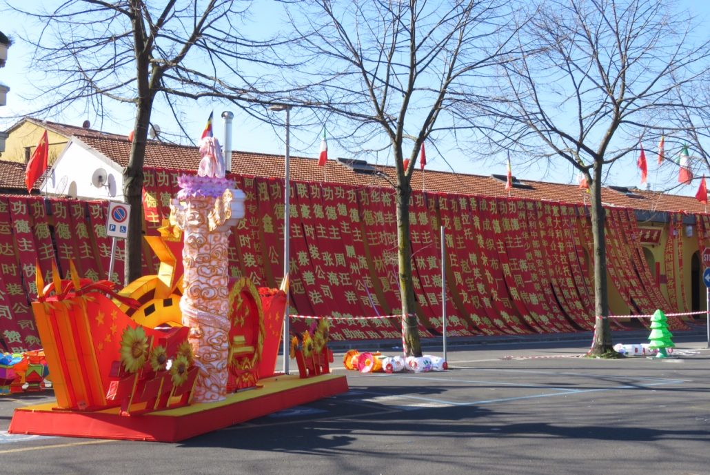 capodanno cinese piazza mercato nuovo
