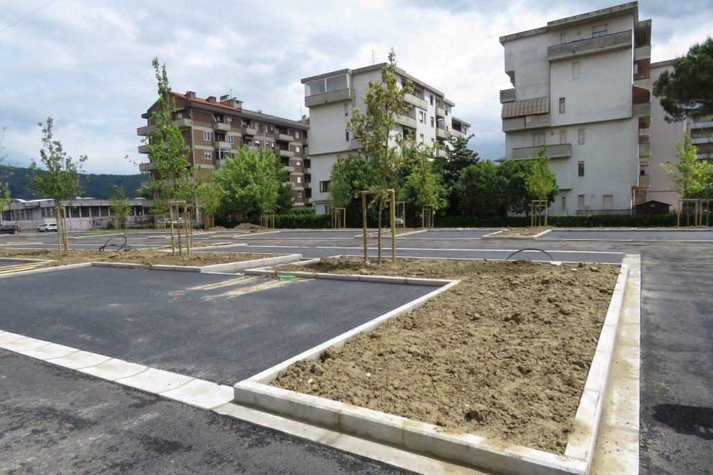 parcheggio cap badie