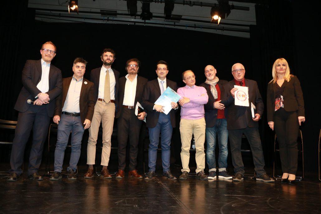 candidati sindaco serata tvp borsi