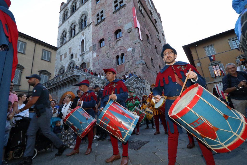 corteggio storico 2019 prime foto da piazza comune (10)