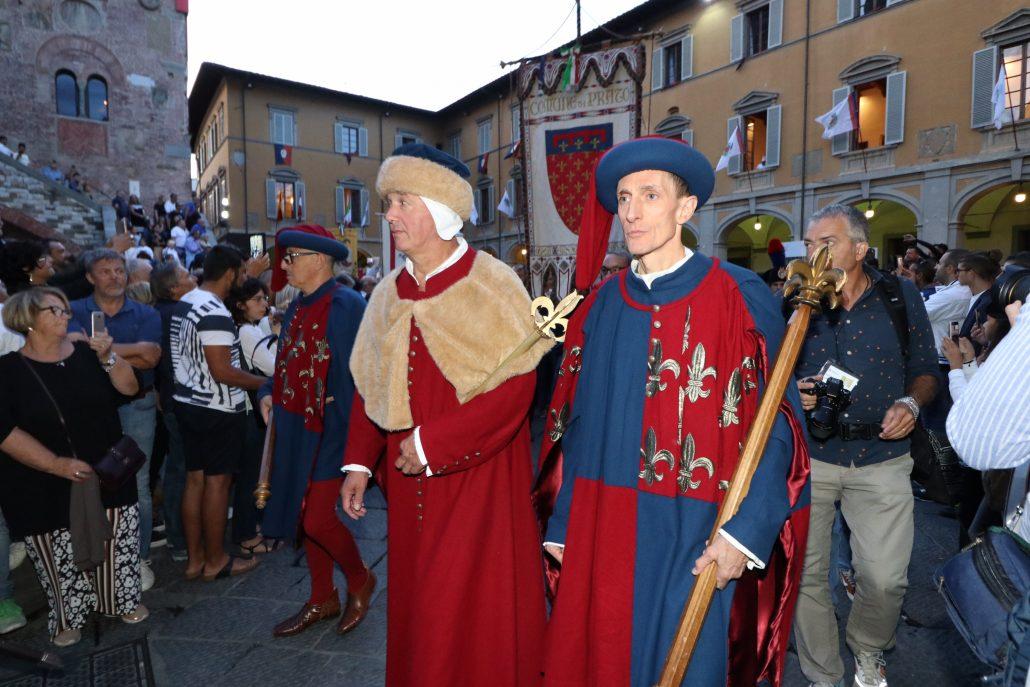 corteggio storico 2019 prime foto da piazza comune (13)